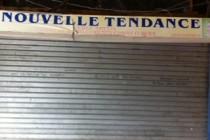 Des tags racistes sur un commerce du Val fourré