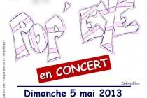 Brasserie chez Auguste – Concert Pop & Rock