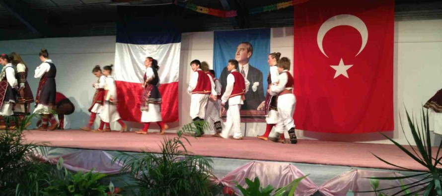 A.P.E.L TR : fête des enfants turcs ce samedi 12 mai