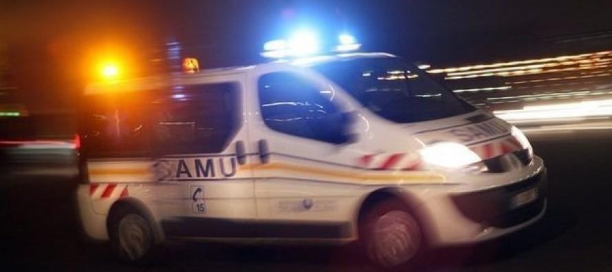 Limay : un blessé grave après un accident entre un scooter et une voiture