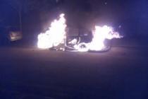 Mantes-la-Jolie : un véhicule incendié dans le quartier du Val fourré