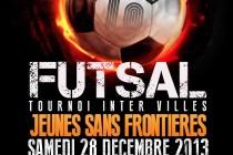 Mantes-la-Ville : Tournoi futsal intervilles le 28