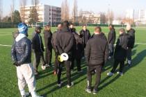 Football – FC Mantois: dix éducateurs passent le CFF1