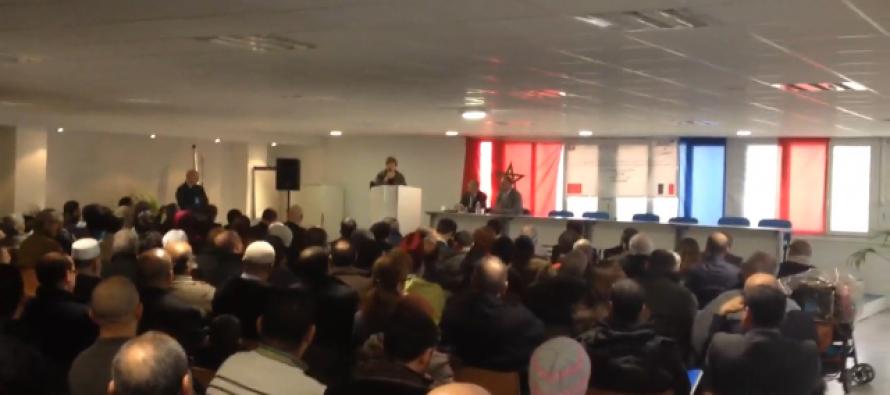 La première conférence du CMES a connu un succès à Mantes-la-Jolie