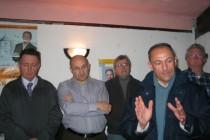 Municipales à Mantes-la-Ville: Fabrice Andreella inaugure son local de campagne