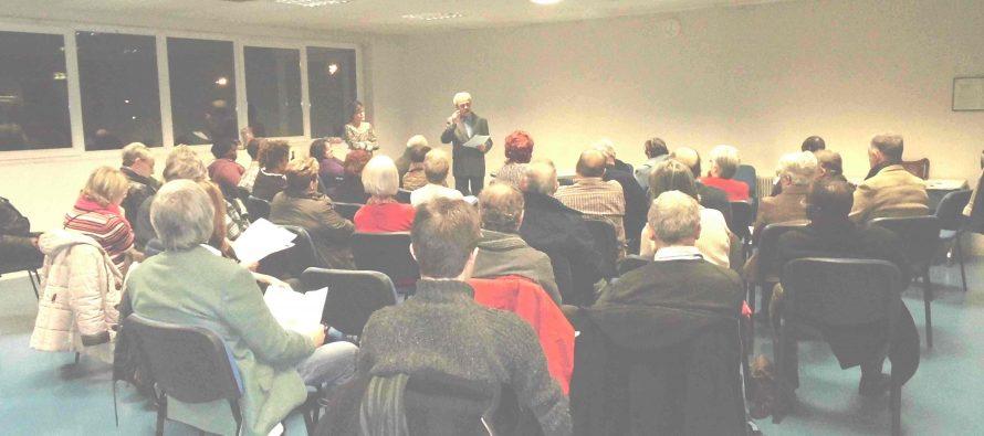 Municipales : Marc Jammet (PC) dévoile ses 60 propositions pour Mantes-la-Jolie