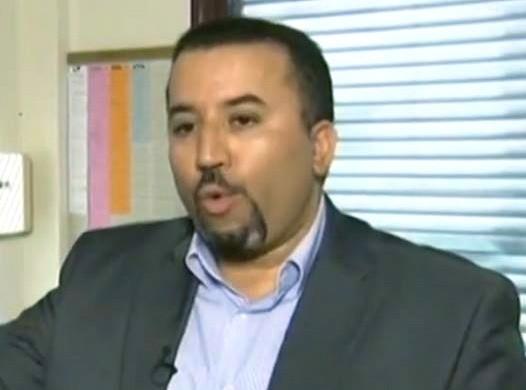 Ali El Abdi, président de l'association EVA de Vitray