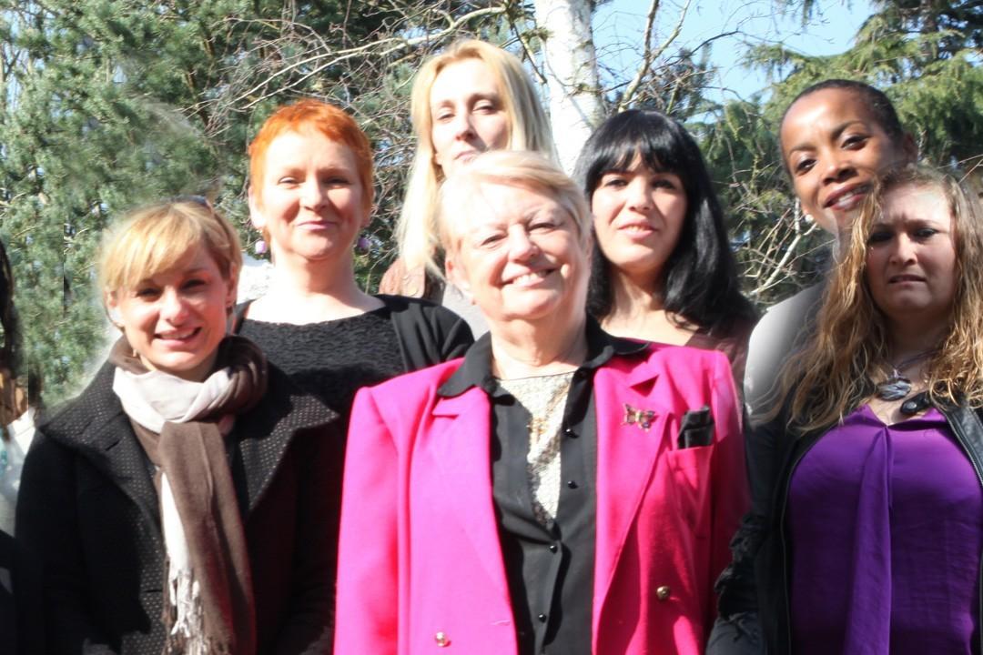 Les colistières de la candidate Annette Peulvast-Bergeal viennent d'écrire une lettre ouverte pour dénoncer la prostitution à Mantes-la-Ville (MA/Ab.N)