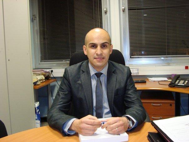 Sidi El Haimer, maire adjoint de Mantes-la-Jolie. (MA/Ab.N)