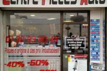 Centre Pièces Auto à Mantes-la-Jolie