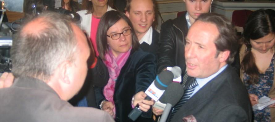 Pierre Bédier (UMP) de nouveau le chef des Yvelines