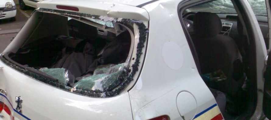 Nuit de la Saint-Sylvestre : la police visée par des jets de pierres à Mantes-la-Jolie