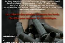 Mantes-la-Jolie: concert de soutien pour la Centrafrique au  Chaplin