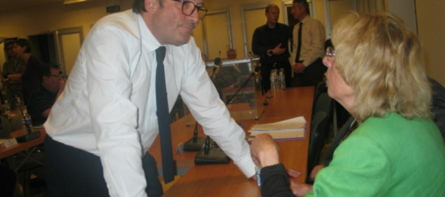 Mantes-la-Jolie neutralise Paul Martinez à la CAMY