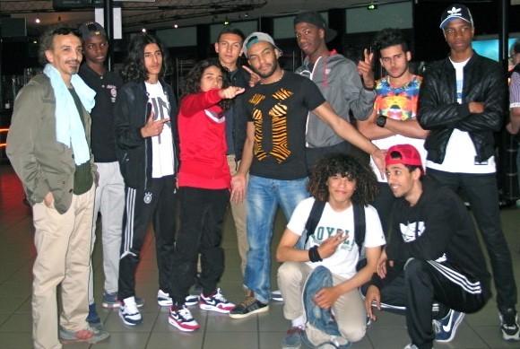 Groupe Hip Hop 1er avertissement (MA/Ab.N)