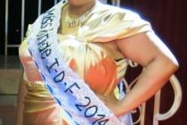 Limay: Émilie Depina-Fortes élue Miss ronde Ile-de-France 2014