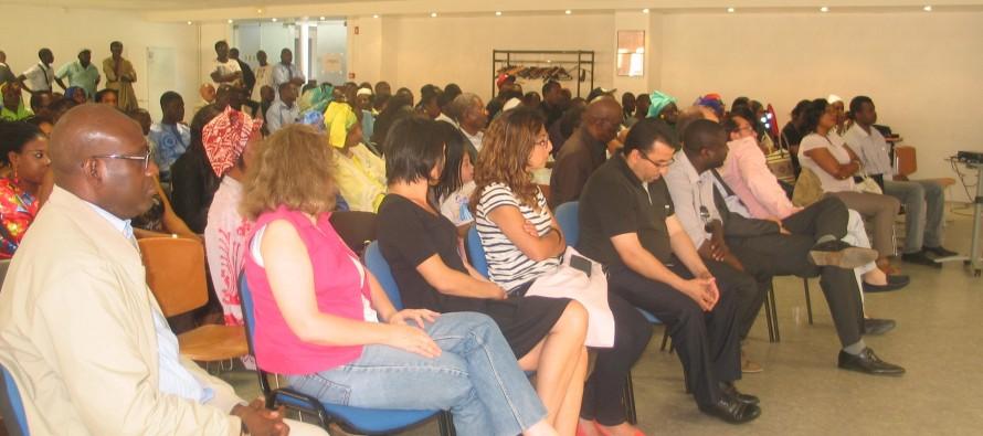 Mantes-la-Jolie : cérémonie de restitution des projets développés au Sénégal par le Conseil Général et la municipalité