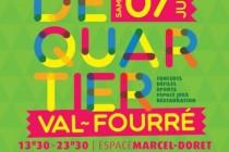 Mantes-la-Jolie : fête de quartier du Val Fourré