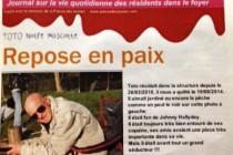 Mantes-la-Jolie : les résidents du foyer social Saint Yves ont créé leur journal