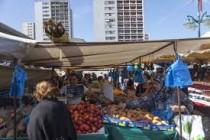 Mantes-la-Jolie : grève des commerçants au marché du Val Fourré