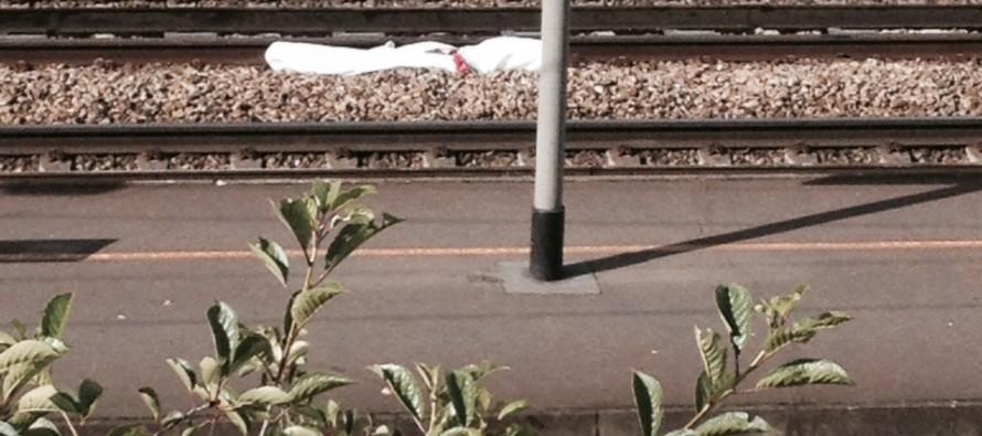 Mantes-la-Jolie : une femme de 50 ans meurt après avoir été percutée par un train