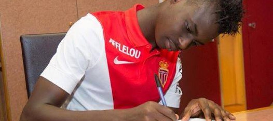AS Monaco : premier contrat professionnel pour Abdou Aziz Thiam