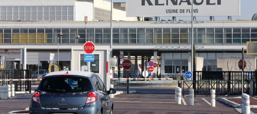 Flins-sur-Seine : un ouvrier de l'usine Renault meurt après une chute