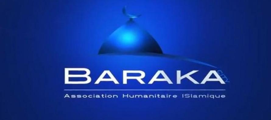 L'ONG Baraka City en visite à Mantes-la-Jolie