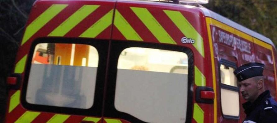 A13 Rosny-sur-Seine : une dame de 87 ans éjectée de sa voiture.