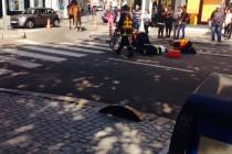 Mantes-la-Jolie : une septuagénaire perd connaissance en pleine rue