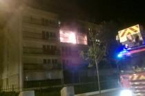 Mantes-la-Jolie : incendie dans un appartement au val fourré