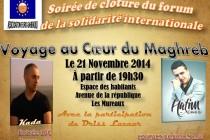 Voyage au cœur du Maghreb : Cheb Hatim en concert aux Mureaux