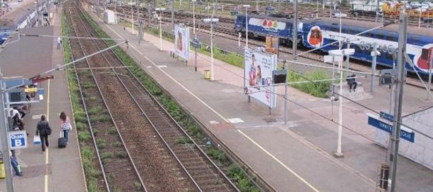 Soupçonné de viol dans les toilettes d'un train, un homme arrêté Mantes-la-Jolie
