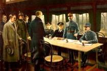 Mantes-la-Jolie : 96ème anniversaire de l'Armistice du 11 novembre 1918