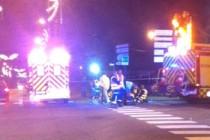 Mantes-la-Jolie : un cycliste renversé par une voiture