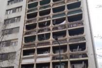 Mantes-la-Jolie : incendie dans un appartement de la tour Jupiter
