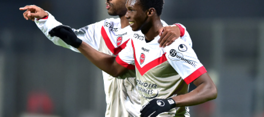 Foot – Ligue 2 : N'guette marque mais Valenciennes perd