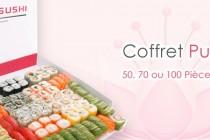 Pur Sushi: profitez de promotions exceptionnelles pour les fêtes de fin d'année