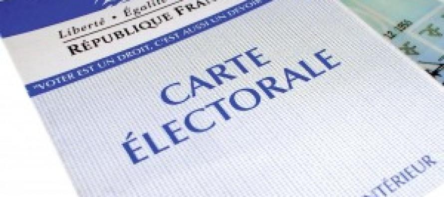 Carte électorale : il vous reste 48 heures pour vous inscrire sur les listes