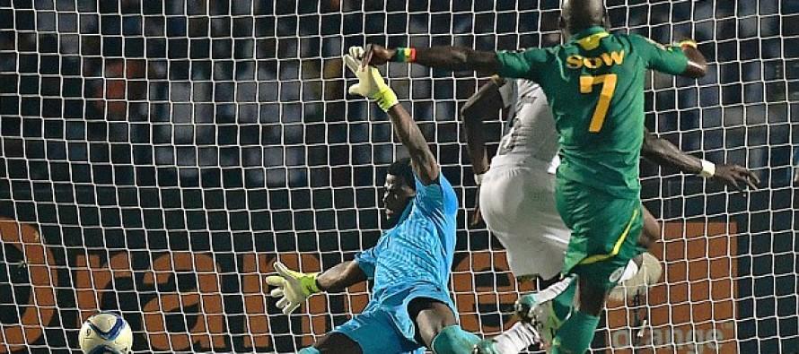 CAN 2015 : Moussa Sow libère le Sénégal sur le fil contre le Ghana