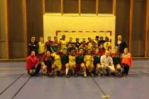 CAMV handball : match de gala entre le Maroc et une sélection du mantois