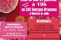 Mantes-la-Jolie : conférence Éthique et Cancer au CAC