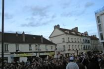Mantes-la-Jolie: 500 personnes au rassemblement œcuménique pour Charlie Hebdo