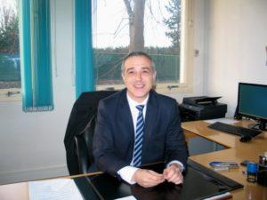 Dominique Pinchera, proviseur du lycée Saint-Exupéry de Mantes-la-Jolie (MA/Ab.N)