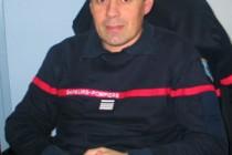 Portrait : Sébastien Petit-Jean, commandant du Centre de Secours Principal de Magnanville