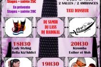 Mantes-la-Jolie : soirée « Misturando Salsa y Kizomba 78 » le 7 février au CAC