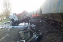 Jeufosse : une collision entre un train et un camion perturbe le trafic SNCF
