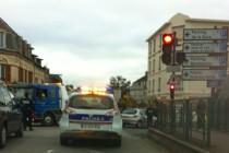 Mantes-la-Jolie : collision entre deux voitures près de la gare