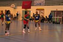 Handball féminin : les Mantaises dominent le Maroc dans un match de gala