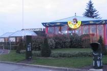 Magnanville: le McDonald's évacué après un sinistre